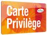 carte privilege cdgp